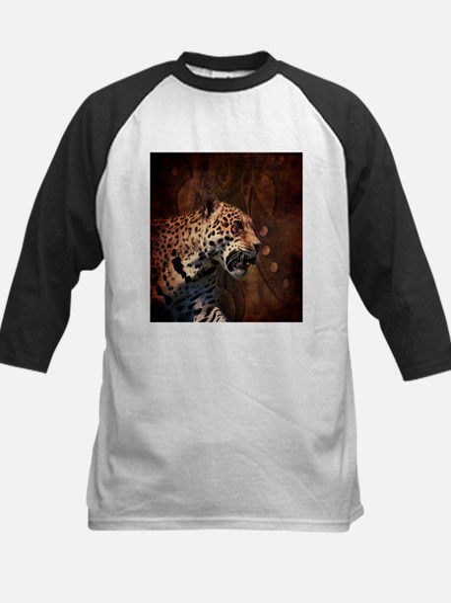 rustic wild safari leopard Baseball Jersey