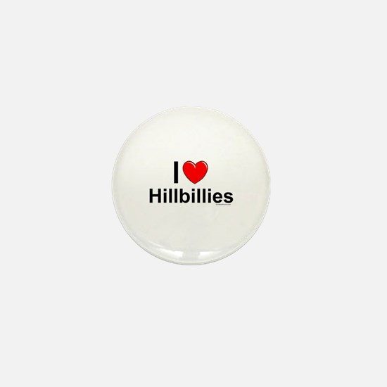 Hillbillies Mini Button