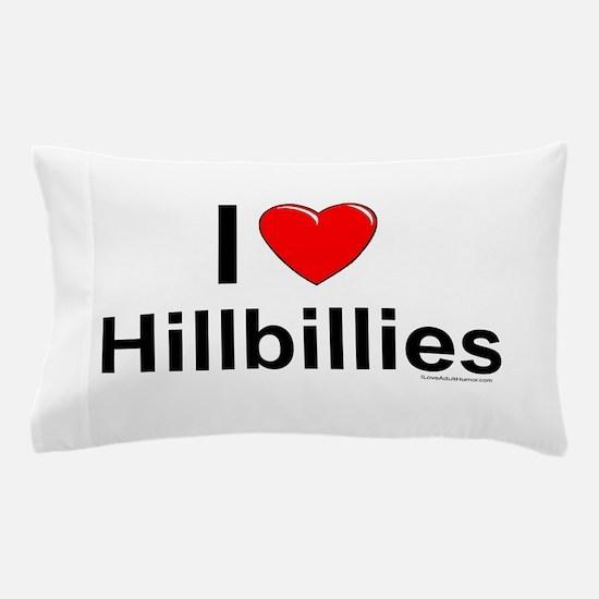 Hillbillies Pillow Case