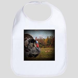 autumn landscape country turkey Bib