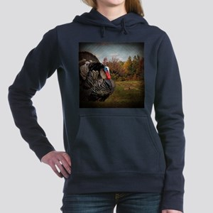 autumn landscape country Women's Hooded Sweatshirt