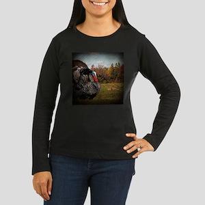 autumn landscape country turke Long Sleeve T-Shirt