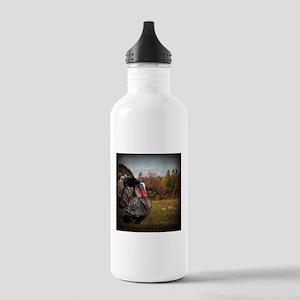 autumn landscape count Stainless Water Bottle 1.0L