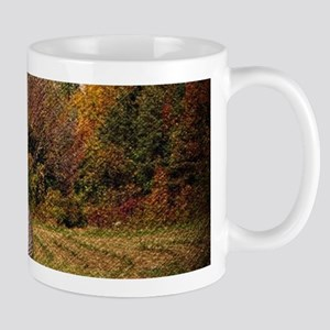 autumn landscape country turkey Mugs