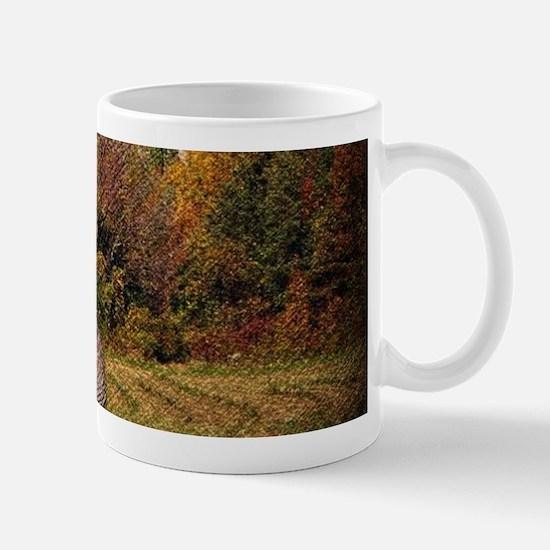 autumn landscape country turkey Mugs