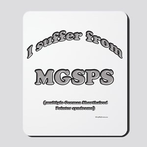 GSP Syndrome Mousepad