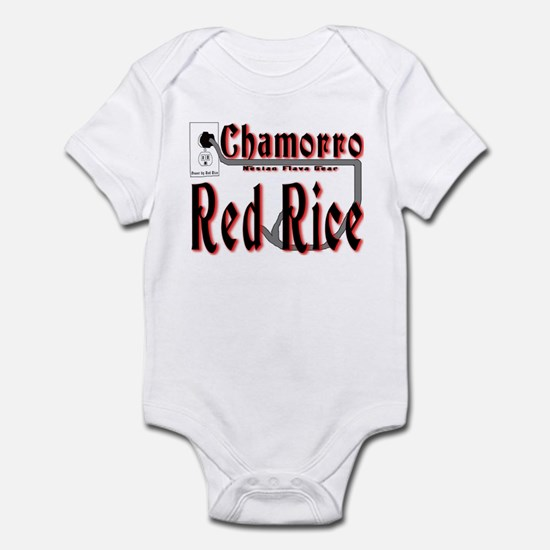 Power by Red Rice Infant Bodysuit