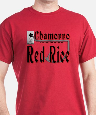 Power by Red Rice T-Shirt