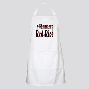 Power by Red Rice BBQ Apron