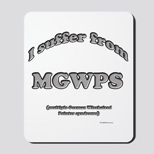 Wirehaired Syndrome Mousepad