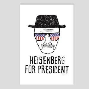 Heisenberg for President Postcards (Package of 8)