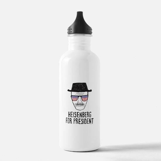 Heisenberg for Preside Water Bottle