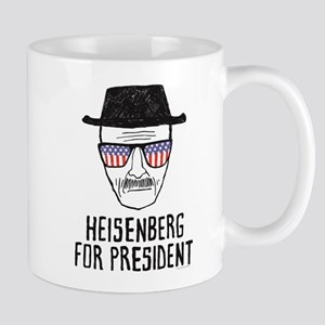 Heisenberg for President Mug
