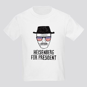 Heisenberg for President Kids Light T-Shirt