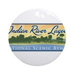Indian River Lagoon National Scenic Byway Round Or