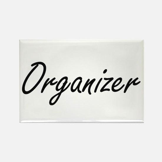 Organizer Artistic Job Design Magnets