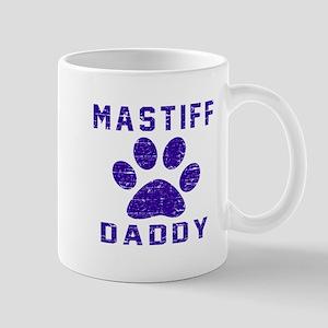 Mastiff Daddy Designs Mug