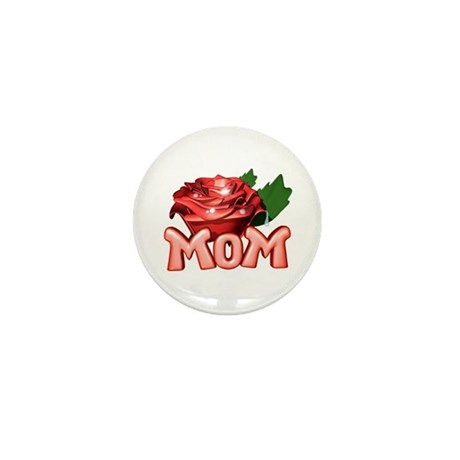 Mom Mini Button
