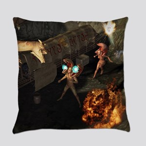 The attack Everyday Pillow