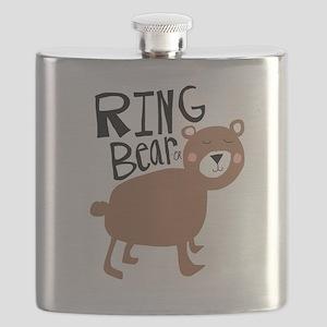 ring bear-er Flask