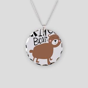 ring bear-er Necklace Circle Charm