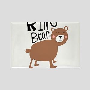 ring bear-er Rectangle Magnet