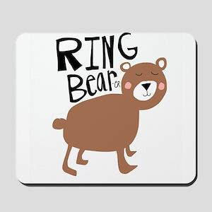 ring bear-er Mousepad