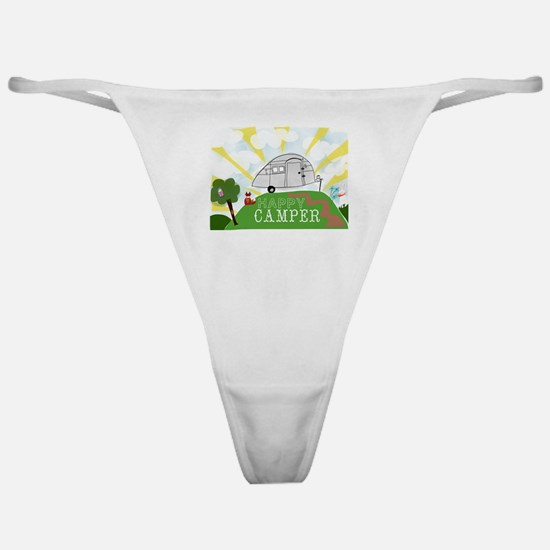 Happy Camper Classic Thong