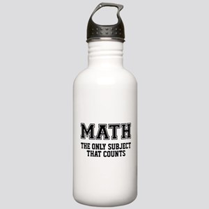 Math the only subject Stainless Water Bottle 1.0L