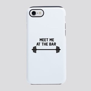 Meet Me At The Bar iPhone 8/7 Tough Case