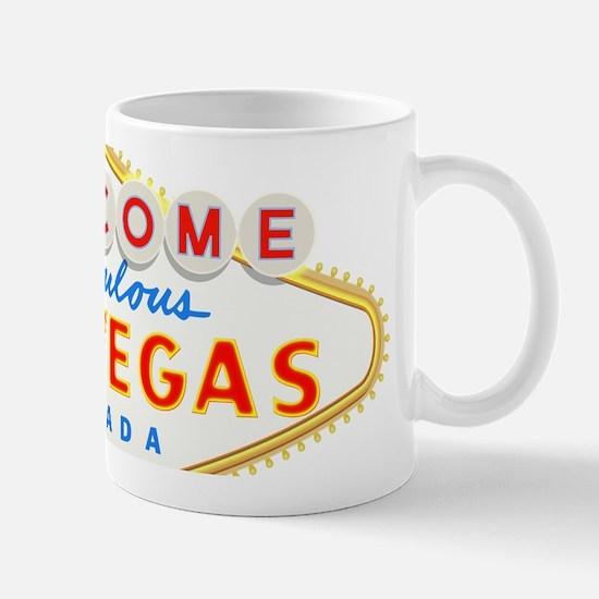 LAS VEGAS GLOW Mugs