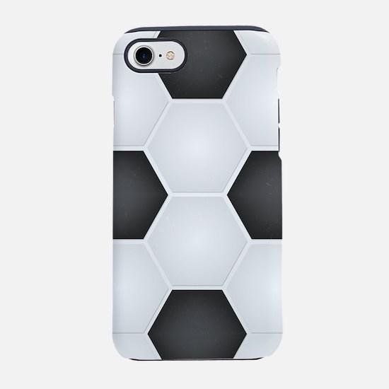 Football Ball Texture iPhone 8/7 Tough Case