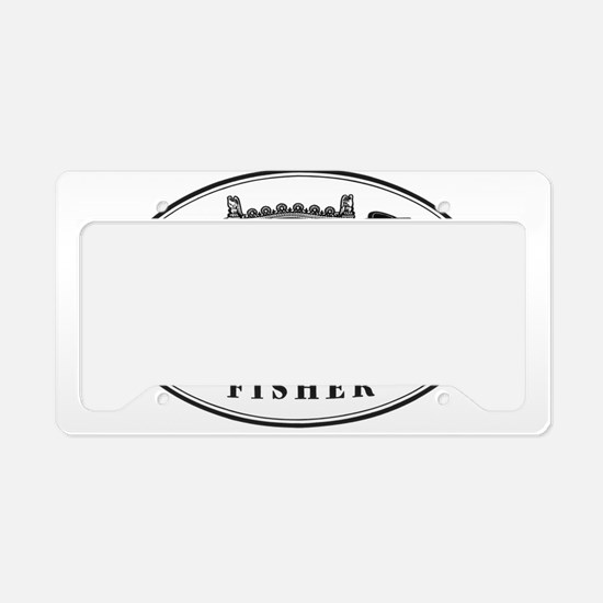 Miscellaneous Logo License Plate Holder