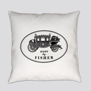 Miscellaneous Logo Everyday Pillow