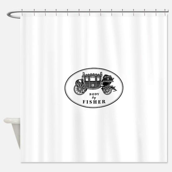 Miscellaneous Logo Shower Curtain