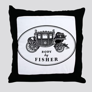 Miscellaneous Logo Throw Pillow