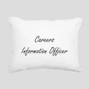 Careers Information Offi Rectangular Canvas Pillow