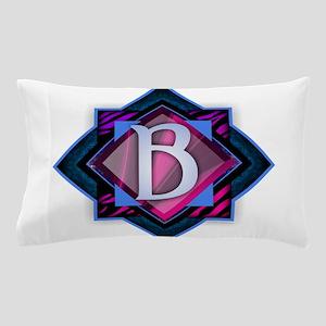 Classy Brilliant Monogram B Pillow Case