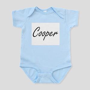 Cooper Artistic Job Design Body Suit