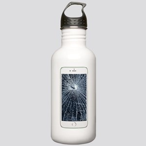 SlimCase_CrackedIphone Stainless Water Bottle 1.0L