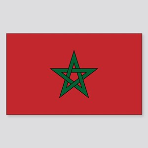 Moorish Sticker (rectangle)