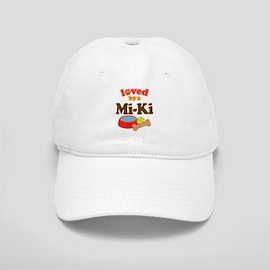 Mi-Ki dog Lover Cap