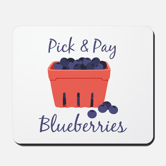Pick & Pay Mousepad