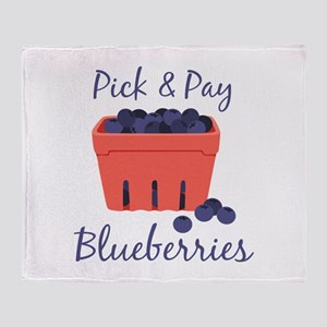 Pick & Pay Throw Blanket