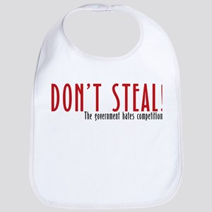 Stealing is bad MMMMkay! Bib