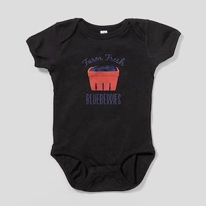 Farm Fresh Baby Bodysuit