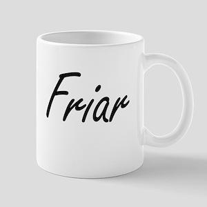 Friar Artistic Job Design Mugs