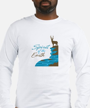 Spirit of the Earth Long Sleeve T-Shirt