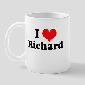 I Heart Richard Mug