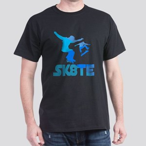 Skateboard Skaterboarder tricks T-Shirt